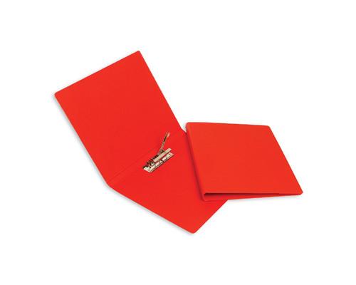 Папка с зажимом Bantex А4 1.9 мм красная до 100 листов - (50324К)