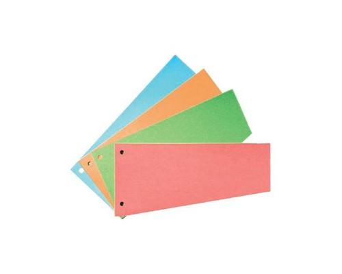Разделитель листов Attache картонный 100 листов розовый 230x120 мм - (216167К)