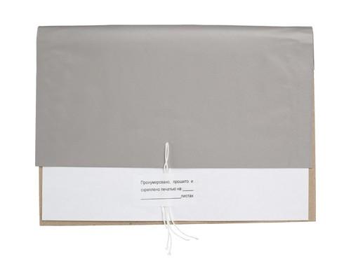 Этикетки самоклеящиеся Mega Label для опечатывания документов белые 70x37 мм 24 штуки на листе 10 листов в упаковке - (452164К)