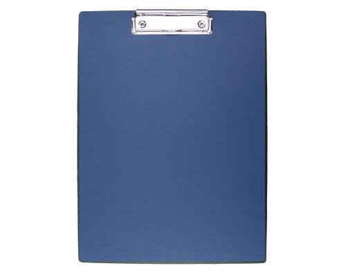 Папка-планшет Attache А4 пластиковая синяя 1.5 мм - (198686К)