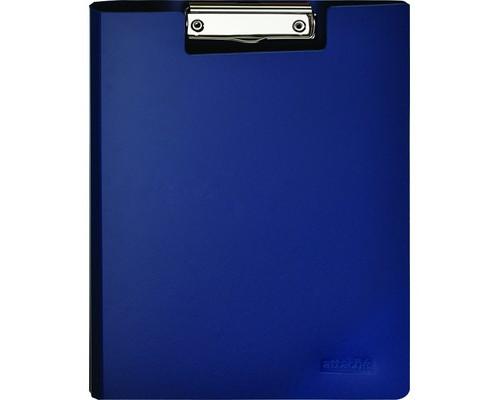 Папка-планшет с крышкой Attache А4 пластиковая синяя 1.2 мм - (198684К)