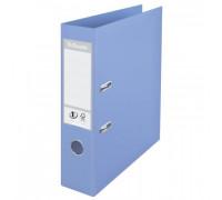 Папка регистратор Esselte А4 No.1 Power Solea 75 мм голубая - (614316К)