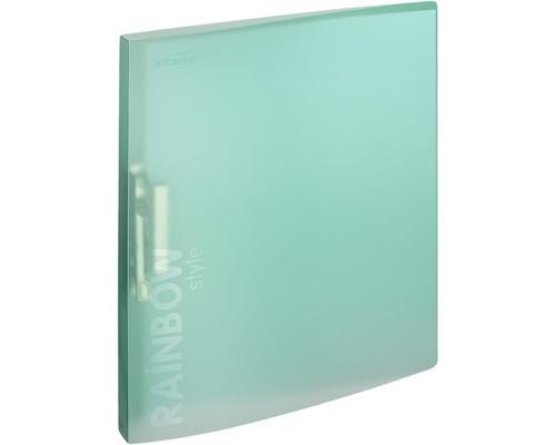Папка с зажимом Attache Rainbow Style А4 0.45 мм зеленая до 150 листов - (488259К)