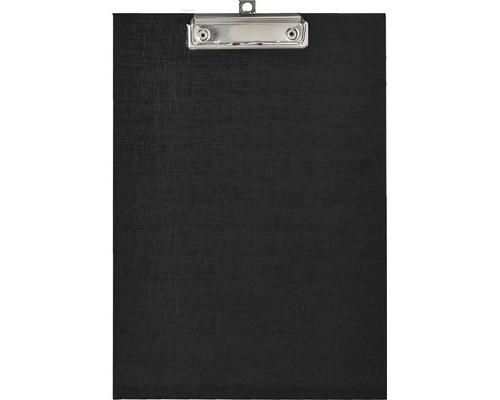 Папка-планшет Attache А4 картонная черная 1.75 мм - (423816К)