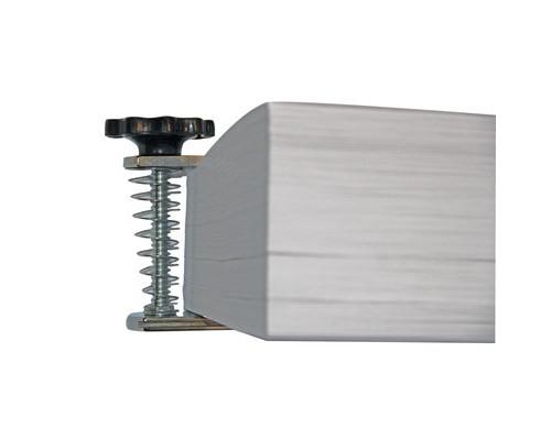 Зажим для бумаг струбцина - (449737К)
