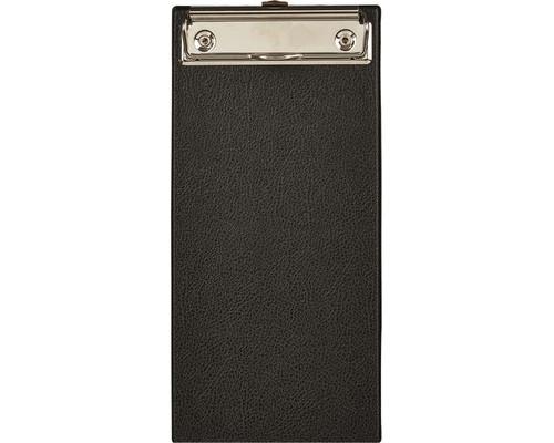 Папка-планшет Attache Е65 картонная черная 1,75 мм - (623532К)