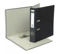 Папка регистратор Attache Colored А4 50 мм черная - (48924К)
