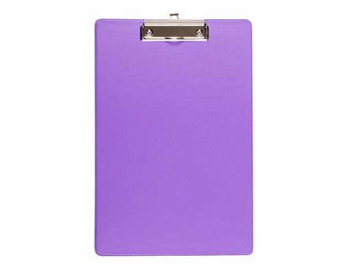 Папка-планшет Bantex А4 картонная сиреневая 2.7 мм - (248682К)