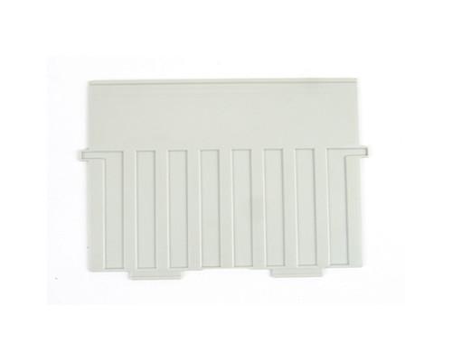 Пластиковый горизонтальный разделитель для картотек А4 Han 1 штука - (62030К)