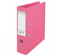 Папка регистратор Esselte А4 No.1 Power Solea 75 мм розовая - (614317К)