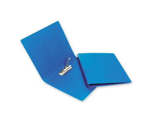 Папка с зажимом Bantex А4 1.9 мм синяя до 100 листов - (3026К)