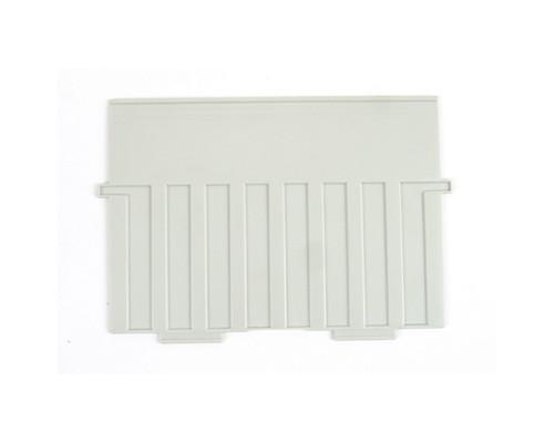 Пластиковый горизонтальный разделитель для картотек А5 Han 1 штука - (57561К)