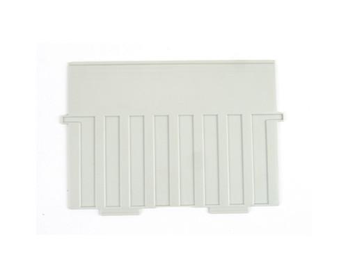 Пластиковый горизонтальный разделитель для картотек А6 Han 1 штука - (57562К)