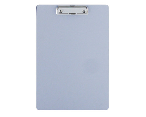 Папка-планшет Bantex А4 картонная серая 2.7 мм - (48665К)