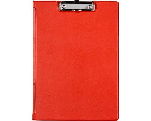 Папка-планшет с крышкой Bantex А4 картонная красная 1.9 мм - (49876К)