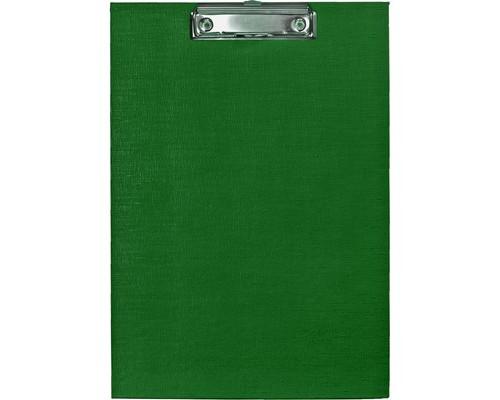 Папка-планшет Attache А4 картонная зеленая 1.75 мм - (423819К)