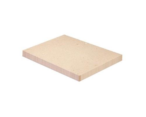Переплетные крышки из переплетного картона бурые с биговкой по краю 305x220 мм 100 штук в упаковке - (268811К)