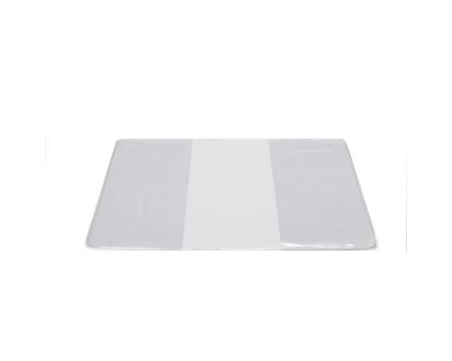 Файл-обложка для трудовой книжки 132x184 мм 110 мкм гладкий 100 штук в упаковке - (478277К)