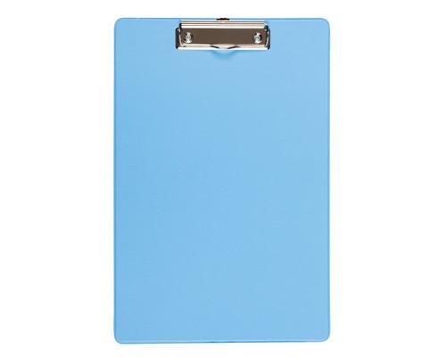 Папка-планшет Bantex А4 картонная голубая 2.7 мм - (248681К)