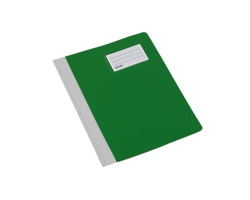 Папка-скоросшиватель Bantex Manager пластиковая A4 зеленая 0.25 мм до 100 листов - (78017К)