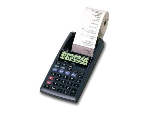 Калькулятор печатающий Casio HR-8TEC 12-разрядный - (61836К)