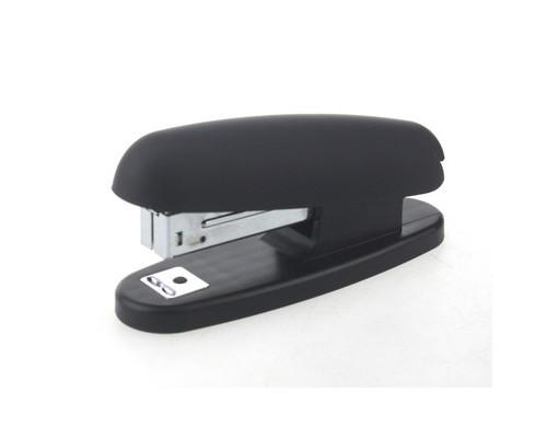 Степлер Attache Pantera до 10 листов черный покрытие soft touch - (611844К)