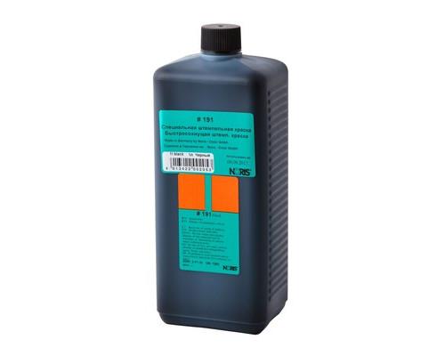 Краска штемпельная Noris универсальная чёрная 1 литр - (520400К)