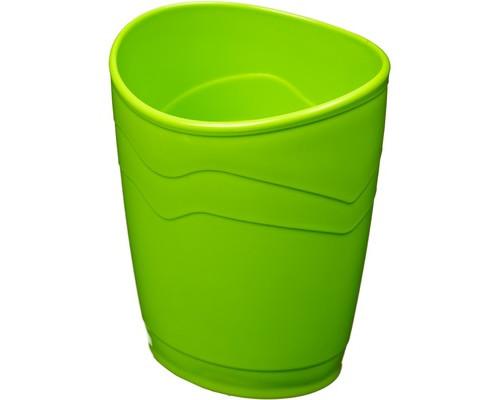 Подставка-стакан для канцелярских мелочей Attache Fantasy зеленая - (447109К)