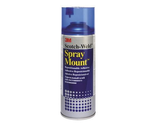 Клей-спрей SprayMount 400 мл - (107689К)