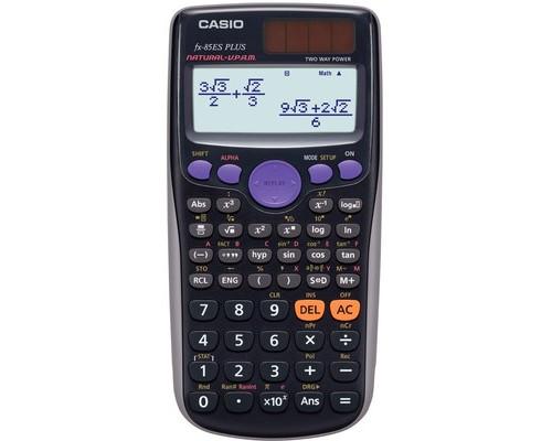 Калькулятор Casio FX85ES PLUS 10+2-разрядный 252 функции - (203970К)