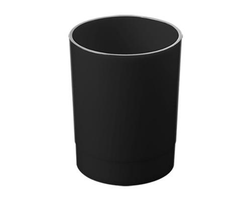 Подставка-стакан для канцелярских мелочей Attache Офис черная - (477244К)