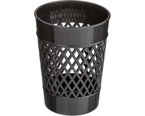 Подставка-стакан для ручек Attache черная 3 штуки в упаковке - (517150К)