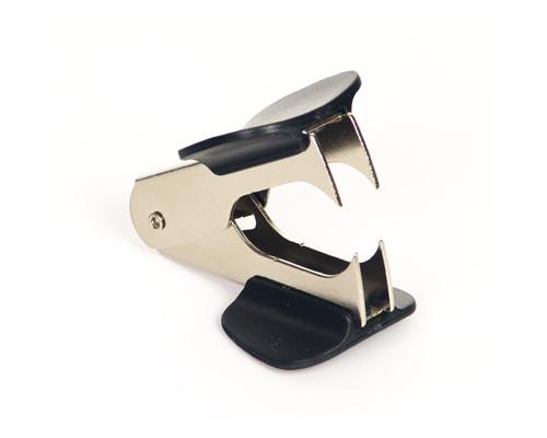 Антистеплер Sax 700 с фиксатором черный для скоб №24/6 26/6 - (2132К)
