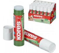 Клей-карандаш Kores Glue-Eco 20 г - (402712К)
