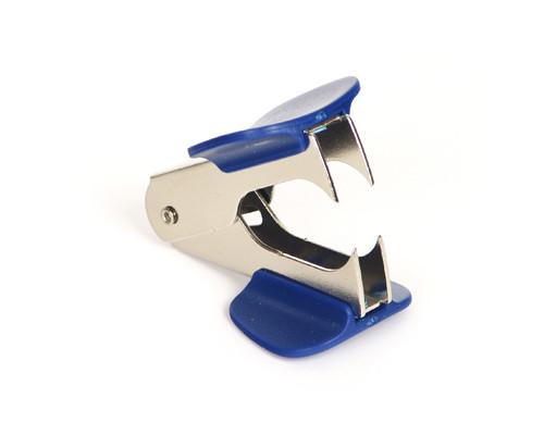 Антистеплер Sax 700 с фиксатором синий для скоб №24/6 26/6 - (50959К)