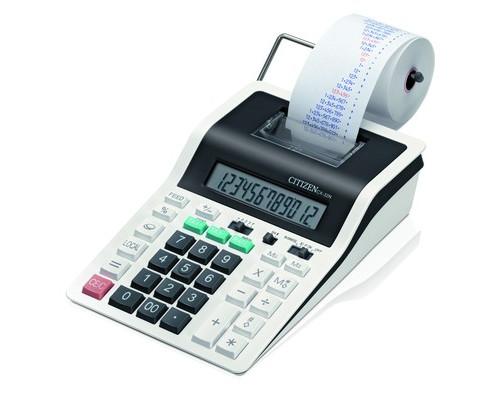 Калькулятор печатающий Citizen CX-32N 12-разрядный - (400740К)