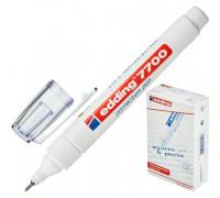 Корректирующая ручка Edding e-7700 8 мл быстросохнущая основа - (31835К)