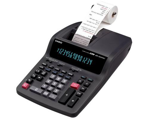 Калькулятор печатающий Casio DR-320TEC EА-EH 14-разрядный - (250932К)