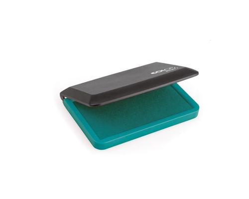 Подушка штемпельная настольная Colop Micro 1 зеленая 90х50 мм - (218952К)