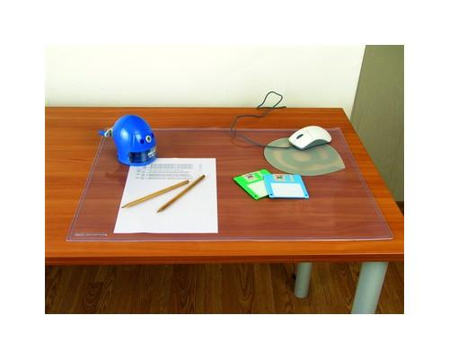 Коврик на стол Bantex 49х65 см прозрачный антибликовый - (72620К)
