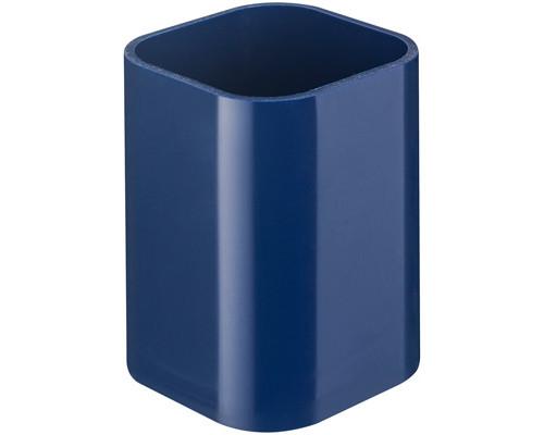 Подставка-стакан для канцелярских мелочей Attache синяя - (265719К)
