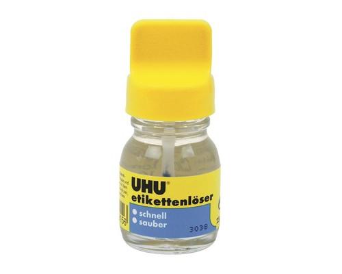 Жидкость для снятия этикеток Uhu 25 мл - (396328К)