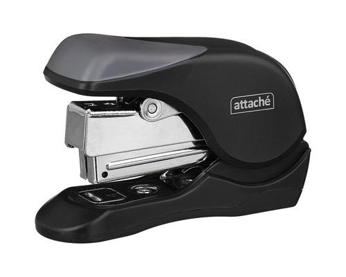 Степлер Attache Expert до 12 листов черный с серым - (611842К)