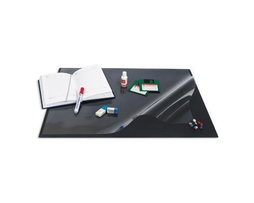 Коврик на стол Bantex 49х65 см серый с прозрачным листом - (44902К)