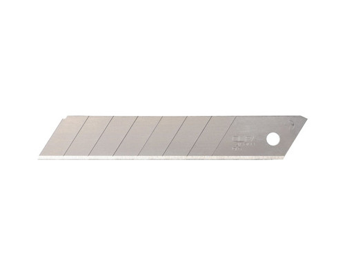 Запасные лезвия для канцелярских ножей Olfa 18 мм 10 штук в упаковке - (265761К)