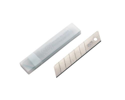 Запасные лезвия для универсального ножа Attache Selection Supreme 25 мм 10 штук в упаковке - (401630К)