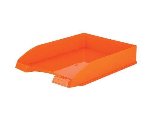 Лоток для бумаг горизонтальный Attache Fantasy оранжевый - (489535К)