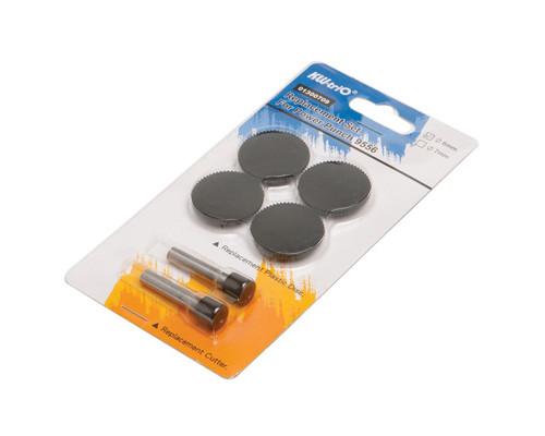 Комплект запчастей для дырокола KW-Trio 9556 4 диска + 2 ножа - (286649К)