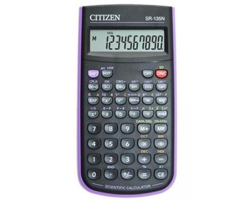 Калькулятор Citizen SR-135NPU 10-разрядный 139 функций - (167349К)