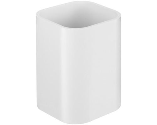Подставка-стакан для канцелярских мелочей Attache белая - (265720К)